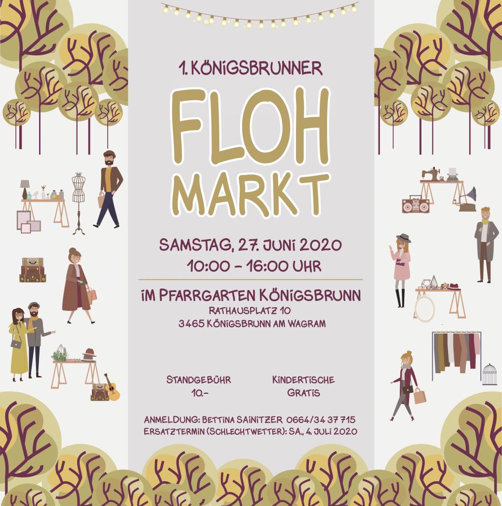 1. Königsbrunner Flohmarkt